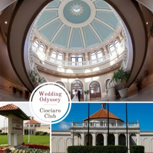 Wedding Odyssey News: Wedding Shows at Ciociaro Club